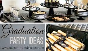 graduation party ideas party ideas preparing an unforgettable graduation party