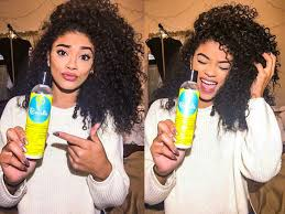 best leave in conditioner for dry frizzy hair how to choose the right blueberry for your curly hair curly