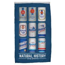 natural light light blue rowdy gentleman evolution flag