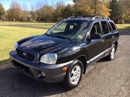 2002 hyundai santa fe price 2002 hyundai santa fe for sale carsforsale com