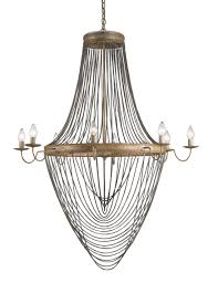 Country French Lighting Fixtures by Currey U0026 Co