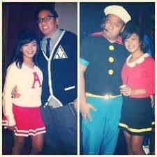 Popeye Olive Halloween Costume 15 Cute Halloween Couple Costume Ideas University Primetime
