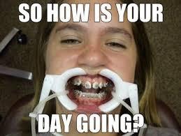 Brace Face Meme - 17 best orthodontics images on pinterest orthodontics dentistry
