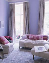Living Room Themes by Purple Living Room Ideas Standing Lamp High Window Pulple Wall