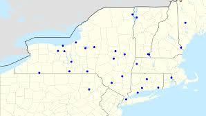 Atlanta Braves Parking Map by New York Yankees Radio Network Wikipedia