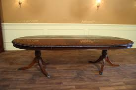 oval pedestal dining table mahoganydining table oval superb oval pedestal dining table