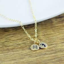 footprint necklace personalized baby footprint necklace new jewelry personalized initial