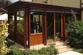 veranda chiusa verande in legno a lucca e toscana la pergola s r l