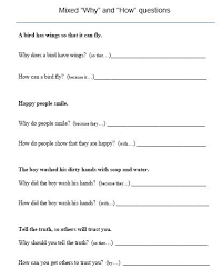 wh question worksheets for preschoolers in reference with wh
