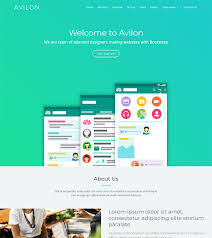 bootstrap sites templates free bootstrap themes and website templates