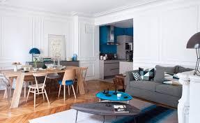 cuisines ouvertes sur salon avant après une cuisine ouverte sur le salon le journal de