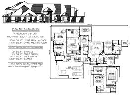 7 Bedroom Floor Plans 5 Bedroom To Estate Size Over 4500 Sq Ft