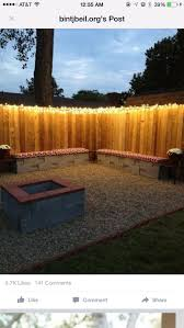 Patio String Lighting Ideas by 54 Best Backyard Cleanup Images On Pinterest Backyard Gardening
