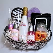 relaxation gift basket gift basket