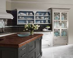 Furniture Style Kitchen Cabinets Chippendale Furniture Style With Accent Founterior