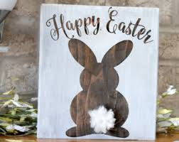 Easter Decorations South Africa rustic easter decor etsy