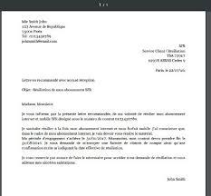 letter of termination of services cancelling internet u0026 phone plans la lettre de résiliation