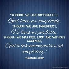 Quotes On Gods Love by Christians Are Ordinary People Who Are Committed To The