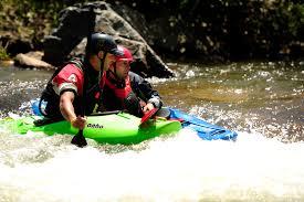 Blind Pilot Go On Say It Kayaking Blind Is Just One Of The Adventures In Erik Weihenmayer U0027s