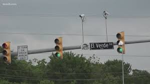 red light ticket video kens5 com leon valley red light cameras issue more than 10 000