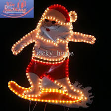 santa rosa christmas lights beautiful idea christmas santa lights clarita rosa clara barbara fe