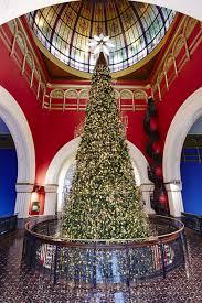 qvb swarovski christmas tree etb travel newsetb travel news