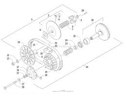 one way clutch bearing arcticchat com arctic cat forum
