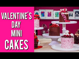 how to make delicious mini cakes easy quick and full of candy