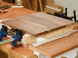 How To Build A Shed Out Of Scrap Wood by How To Make A Wood Cutting Board For Your Kitchen Hgtv