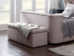 orianna upholstered storage ottoman living it up