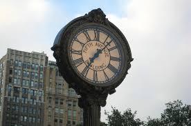 beautiful clocks the beautiful street clocks along fifth avenue ephemeral new york
