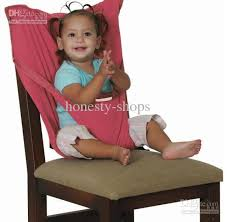 Baby Seat For Dining Chair Cheap Sale Portable Travel High Chair Seat Cover