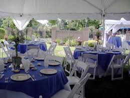 party tables and chairs for rent frame tents rentals in jacksonville