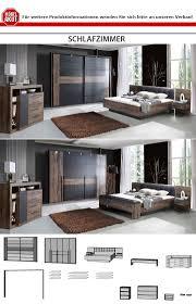 Schlafzimmer Verkaufen Schlafzimmer Bellevue Bett 180x200 Nachttische Schwebetürenschrank