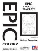 airbrush templates custom color shop
