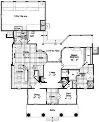 Plantation Style Floor Plans Plantation Style Home With Stacked Porches 63149hd
