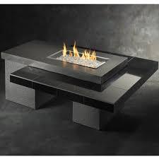 Modern Firepit Tabletop Pit Decoration Modern 2014 Simple To Design