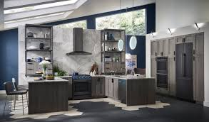 chef kitchen design samsung celebrates the launch of new chef collection line of premium