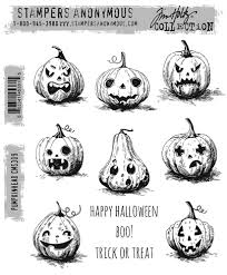 sters anonymous tim holtz pumpkinhead cms309
