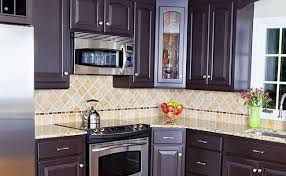 Ceramic Tile Backsplash Roselawnlutheran - Travertine tile backsplash