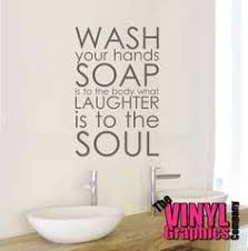 Sayings For The Bathroom Bathroom Quotes On Pinterest Bathroom Rules Decals And Bathroom