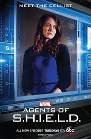 agents of s h i e l d ad invites viewers to