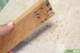 how to distress wood 3 ways to distress wood wikihow