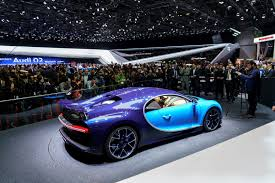 latest bugatti chiron by car magazine