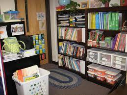 Classroom Desk Set Up Pinterest Teacher Desk Decor Muallimce