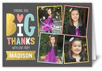 baby thank you cards shutterfly