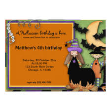 halloween party invitations u0026 announcements zazzle co uk