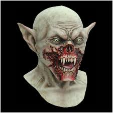 latex halloween mask kits kurten vampire latex mask mad about horror
