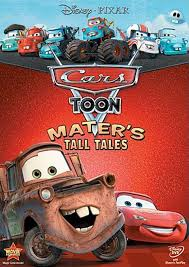 Cars Toons: Maters Tall Tales