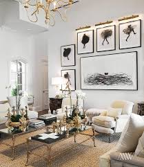 Gray And Gold Living Room by Gold And Black Living Room Design Ideas